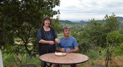 Bernard et Christine Leroy Berger militent pour un abattage à la ferme