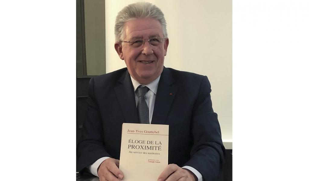 Jean-Yves GOUTTEBEL, Président du Conseil départemental du Puy-de-Dôme, Vice-Président de l'Assemblée des Départements de France - copyright CD63