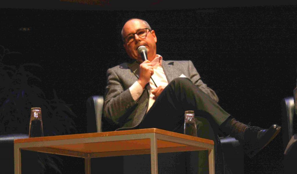 Serge Jaquet, vice-président de la Mutualité Françsie Sud - FD / LMDP