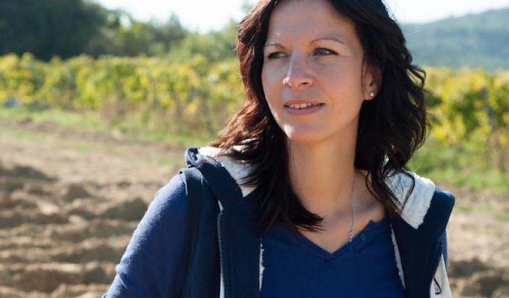 Solène Espitalié, directrice des Jardins de Solène
