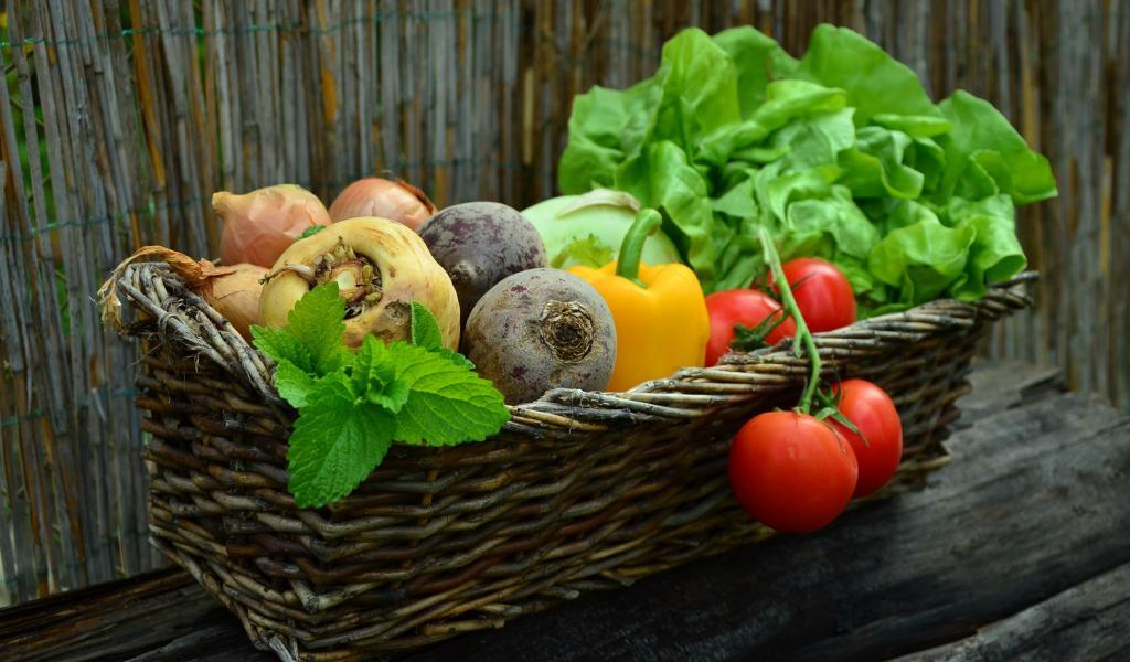 Crédit pixabay. légumes
