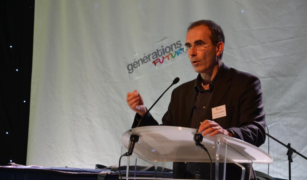 François Veillerette, porte-parole de Générations Futures - DR