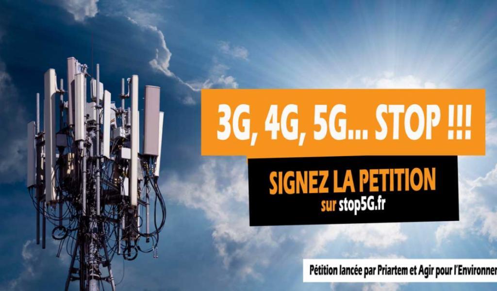 5G pétition